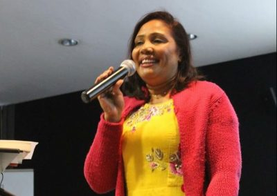 b Nasreen