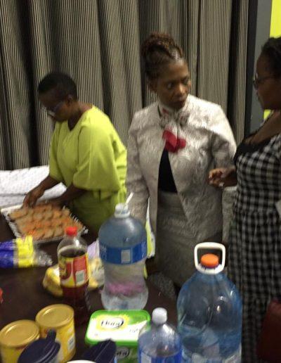 Pastoral meeting 6