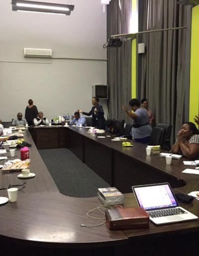 Pastoral meeting 7